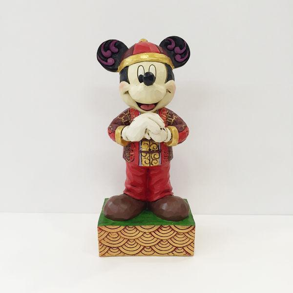 【震撼精品百貨】Disney 迪士尼~Enesco精品雕塑-迪士尼米奇中國新年塑像【共1款】