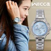 【人文行旅】NEW WICCA | BM1-113-71 時尚女錶