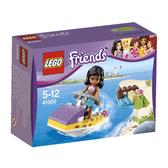 【LEGO 樂高 積木】LT-41000 Duplo得寶 幼兒系列 快艇玩樂