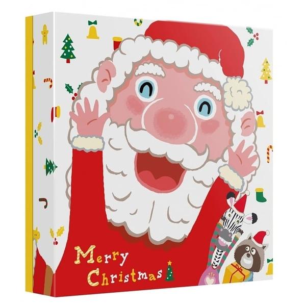 賴馬的耶誕禮盒:松木機關小火車