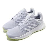 adidas 慢跑鞋 Galaxy 5 藍 白 女鞋 低筒 輕量 基本款 運動鞋【ACS】 FY6745