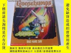二手書博民逛書店GOOSEBUMPS-BAD罕見HARE DAYY238458