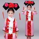貴妃宮廷格格公主 兒童造型萬聖節 舞會派對裝灰姑娘禮服如懿傳後宮甄嬛傳延禧攻略