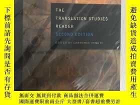 二手書博民逛書店罕見The Translation Studies Reader