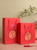 禮品袋 結婚慶包裝喜糖袋手提袋中國風婚禮回禮禮品盒喜袋結婚手提喜糖盒   koko時裝店