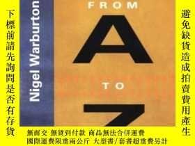 二手書博民逛書店Thinking罕見From A To ZY364682 Nigel Warburton Routledge