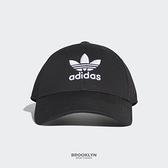 ADIDAS 帽子 ORIGINALS LOGO 黑 老帽 (布魯克林) EC3603