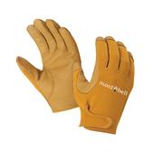 [Mont-Bell] (男) Trekking Gloves 防風手套 芥黃 (1118289YLOC)