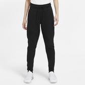 Nike Sportswear Tech Fleece 童裝 大童 長褲 棉質 保暖 黑【運動世界】CU9213-010