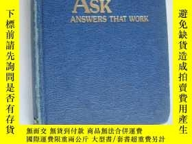 二手書博民逛書店Questions罕見Young People Ask Answ