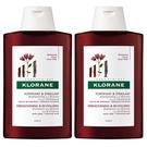 【2入優惠組】KLORANE 蔻羅蘭 養髮洗髮精 400ml 【瑞昌藥局】 939602