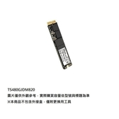 新風尚潮流 【TS480GJDM820】 創見 SSD 固態硬碟 480GB 更換 APPLE 固態硬碟 專屬套件組