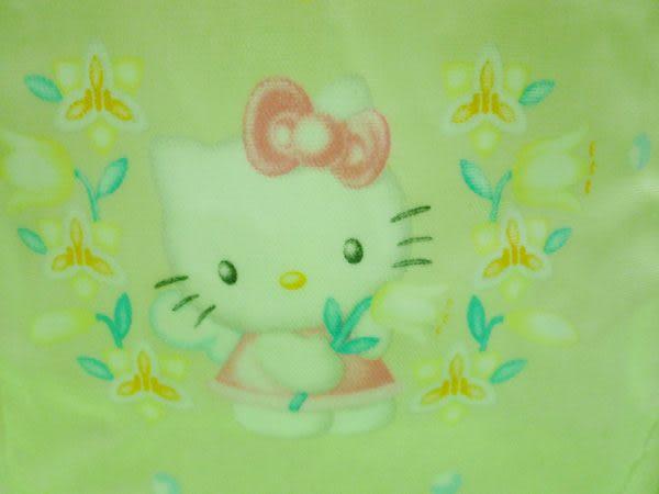 【震撼精品百貨】Hello Kitty 凱蒂貓~防水手提袋『天使花』(共兩色)