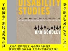 二手書博民逛書店Disability罕見StudiesY255562 Dan Goodley Sage Publication