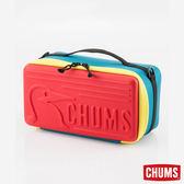 CHUMS 日本 Booby 收納盒 玩具收納箱(M) 紅/藍綠 CH621205T001