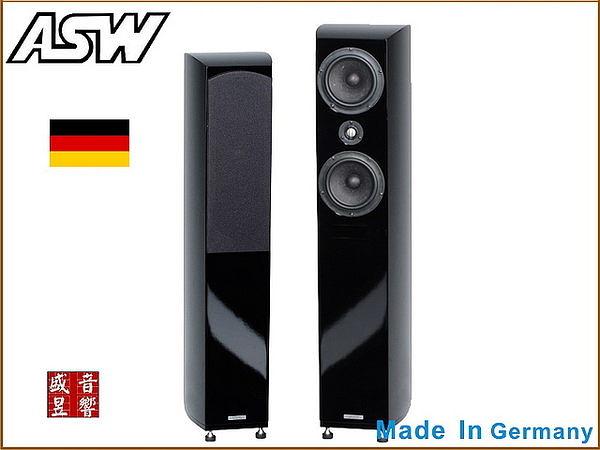 盛昱音響-德國 ASW GENIUS 410 落地式主喇叭【Made in Germany】現貨可視聽