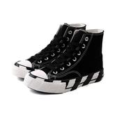 2020新款原宿帆布男鞋黑白棋盤復刻高筒百搭超火街拍女鞋 新品