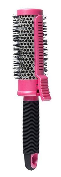 日本 CLIP & CURL 夾子捲髮梳( L ) 45mm 內彎整髮造型梳 吹髮神梳 瀏海梳【小福部屋】