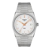 ◆TISSOT◆PRX 系列 70年代復刻版石英錶 T137.410.11.031.00 白面