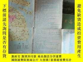 二手書博民逛書店罕見上海市交通圖(1975年)Y8891 上海人民出版社