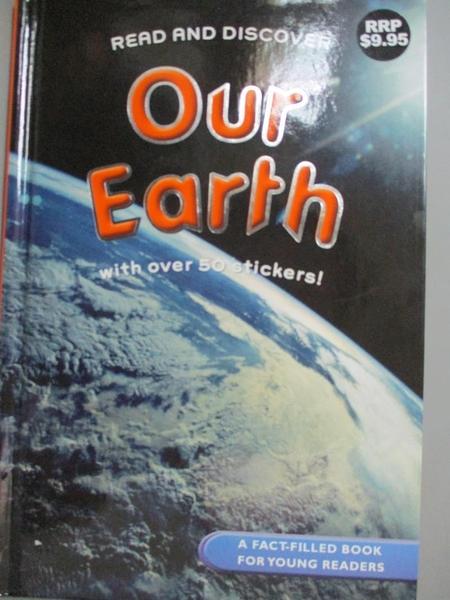 【書寶二手書T2/少年童書_JBZ】Our Earth(Read and Discover)
