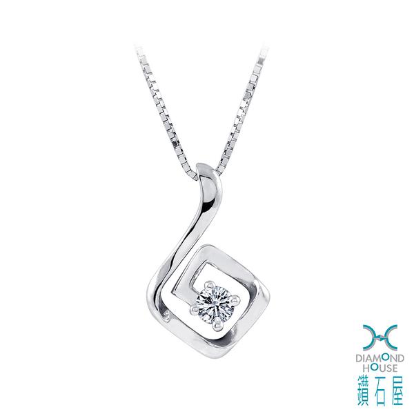 【鑽石屋】17分鑽石項鍊