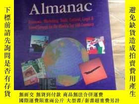 二手書博民逛書店World罕見Trade Almanac 1996-1997Y1