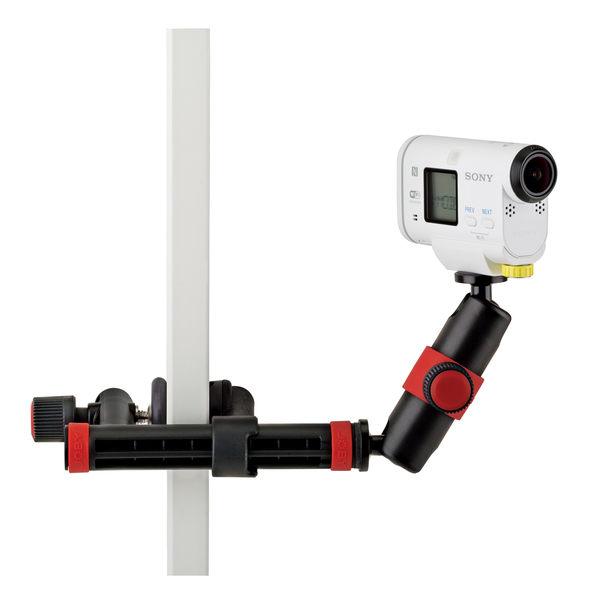 黑熊館 JOBY JB29 攝影鎖臂夾具 多功能夾具 攝影 夾具 萬用夾具 燈架夾具