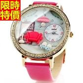 鑽錶-時尚率性熱銷女腕錶5j82[巴黎精品]