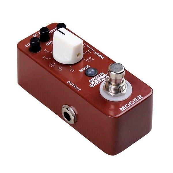 ☆ 唐尼樂器︵☆ Mooer Micro Series Pure Octave 電吉他/電貝斯 Bass 八度音效果器