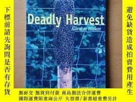二手書博民逛書店Cambridge罕見English Readers: Level 6:Deadly HarvestY1575