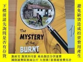 二手書博民逛書店The罕見Mystery of the Burnt CottageY246207