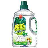 PAOS泡舒 洗潔精-綠茶 2800g
