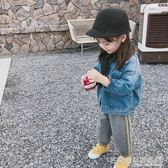 男女童牛仔外套裝童裝兒童上衣韓版小童寶寶洋氣 『名購居家』