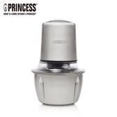 【PRINCESS|荷蘭公主】迷你雙刀食物處理機/不鏽鋼調理碗 221050