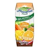 嘉紛娜 100% 橙香多酚蔬果汁 250毫升 X 24入