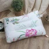 R.Q.POLO 南法花卉系列_夏日庭院 可水洗靠墊午安枕