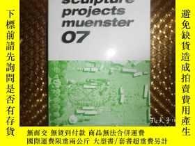 二手書博民逛書店Sculpture罕見Projects Muenster 07Y13681