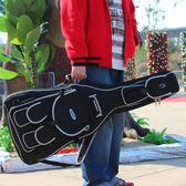 吉他袋古典吉他包40/41寸民謠吉他包厚加厚琴包 小明同學