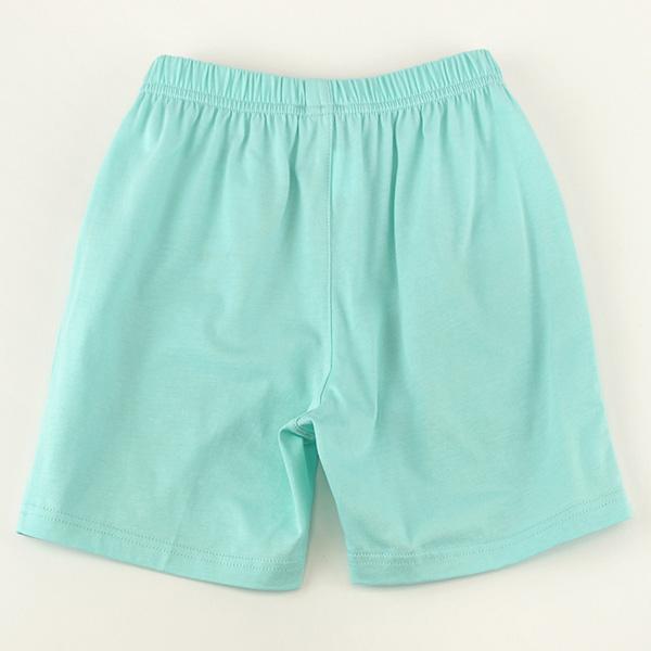 【愛的世界】純棉鬆緊帶口袋短褲/6~8歲-台灣製- ---春夏下著 涼夏推薦