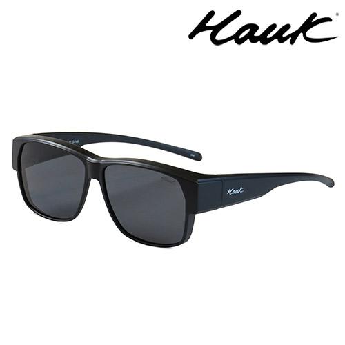 HAWK 新型薄框偏光太陽眼鏡套鏡(2用)HK1024-02
