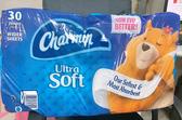 好市多 Charmin 超柔捲筒衛生紙 一串30捲 一捲214張 日用品 浴室 廁所 衛生紙 限宅配
