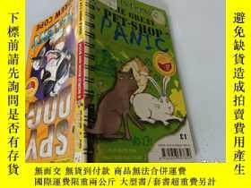 二手書博民逛書店THE罕見GREAT PET-SHOP PANIC:寵物店大恐慌Y200392