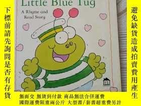 二手書博民逛書店Zug罕見and the Little Blue Tug, A Rhyme and Read StoryY38