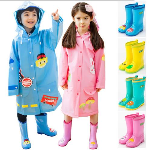 Lemonkid 檸檬寶寶 童話世界款雨鞋 男女款 KQ15424