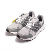 ADIDAS DURAMO 8 M 限定版輕量吸震跑鞋 灰白 BA8082 男