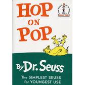 『鬆聽出英語力--第3週』- HOP ON POP /英文讀本附CD《繞口令》《Phonics》(作者:Dr. Seuss 蘇斯博士)