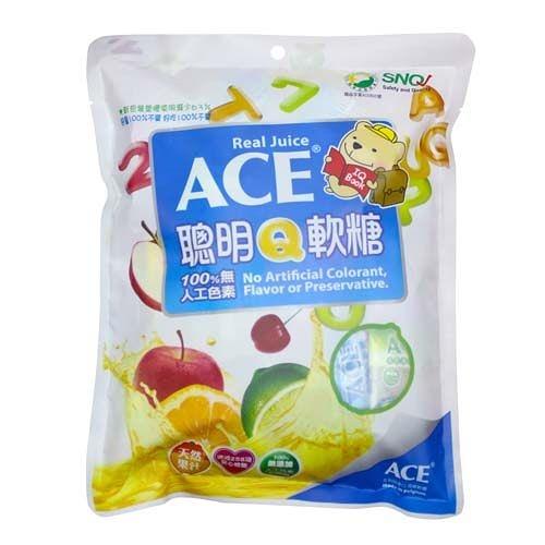ACE 聰明Q軟糖 (240g / 單袋) 比利時製造【杏一】