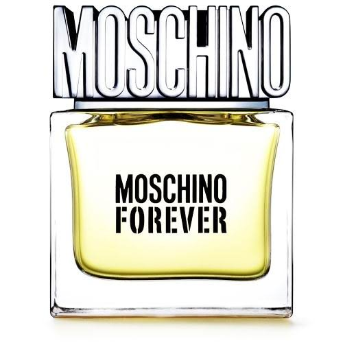 Moschino Forever 愛永遠男性淡香水 50ml 搭贈雲淡風輕男香 5ml