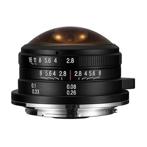 LAOWA 老蛙 4mm F2.8 Fisheye MFT 全周 魚眼鏡頭(公司貨)